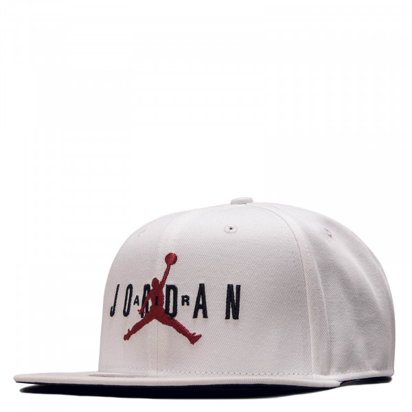 Cap Pro JM Air HBR White Black