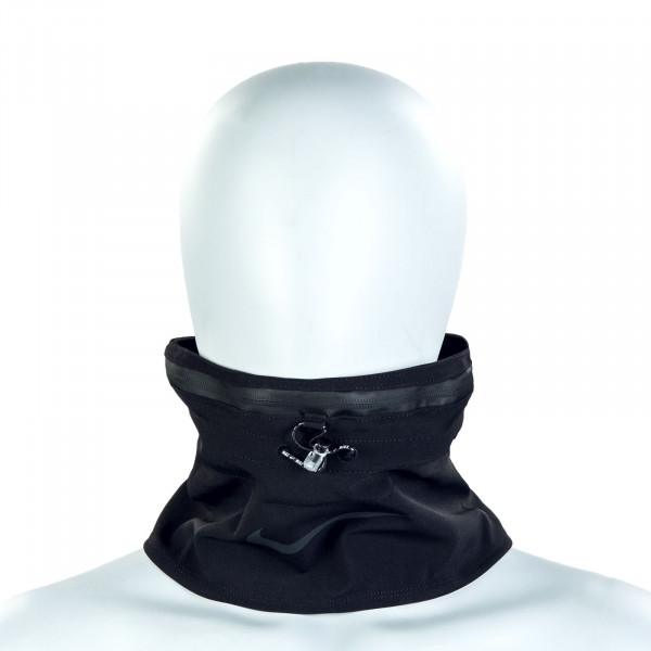 Neck Hood Convertible Black Anthrazit