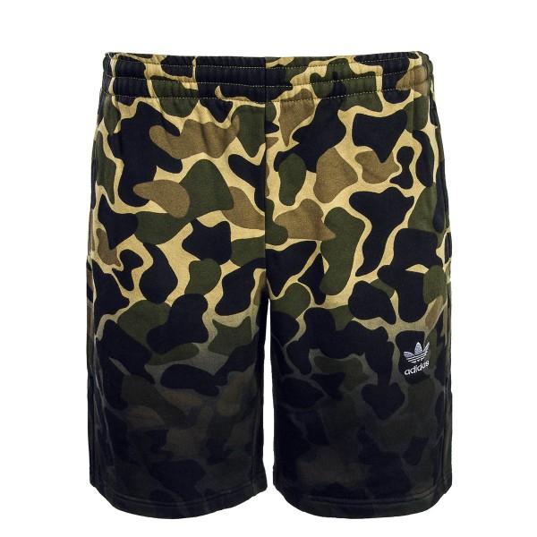 Adidas Short 1546 Camo Green