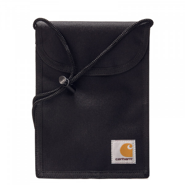 Umhängetasche - Collins Neck Pouch - Black