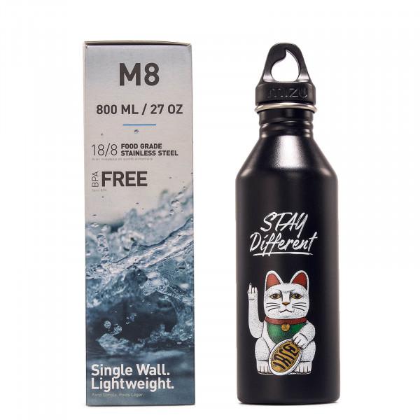 Bottle Bye Bye Cat Black