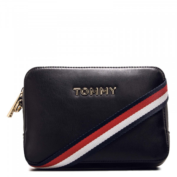 Damen Mini  Bag Crossover Black