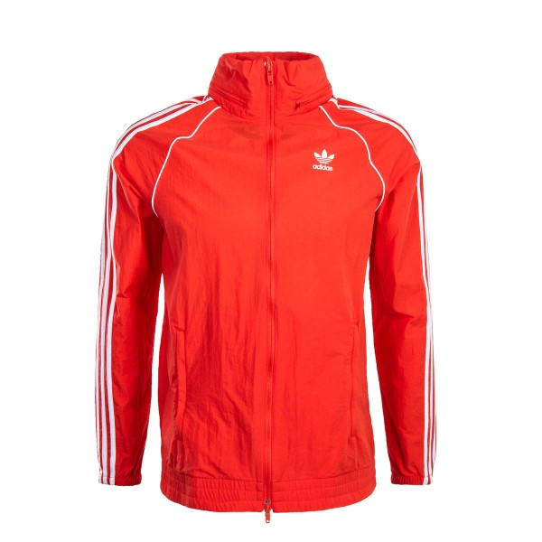 Adidas Jkt SST  Windbreaker Red White
