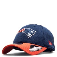 New Era Cap 9Forty Patriots Navy Red
