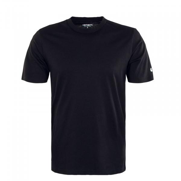 Herren T-Shirt -Base - Black White