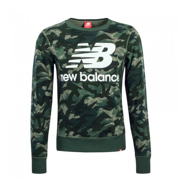 Herren Sweatshirt MT 91548 Olive Green