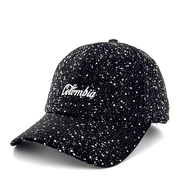 Cayler&Sons Cap Colombia Curved Black