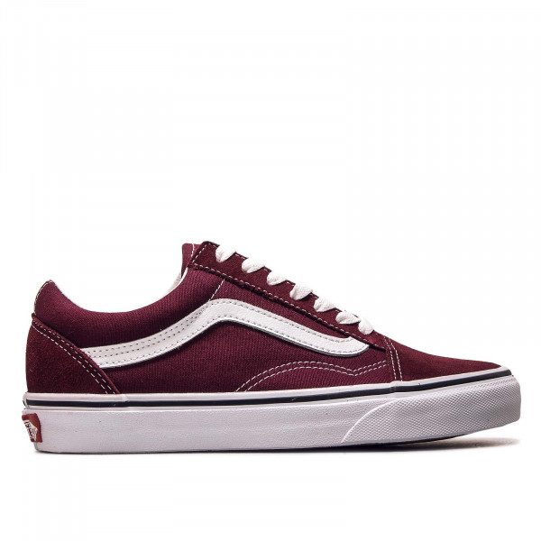 Unisex Sneaker Old Skool Port Royal True White