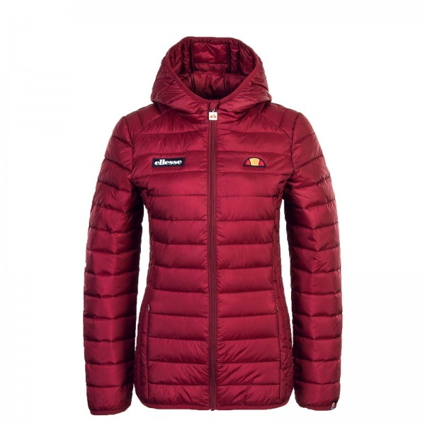 Ellesse Wmn Jkt Lompard Red