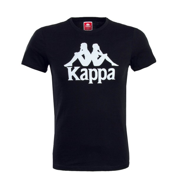 Kappa TS Estessi Black White