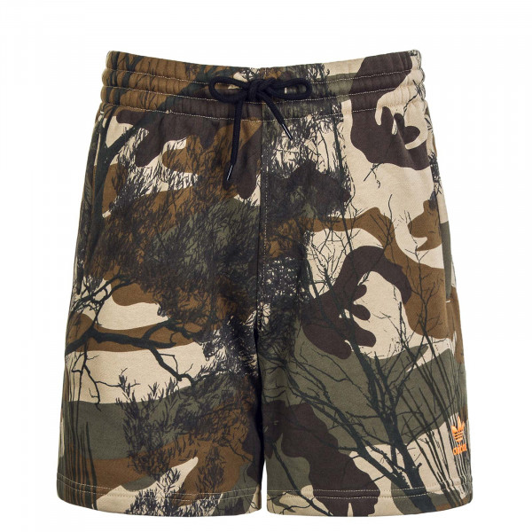 Herren Short Camouflage AOP Hemp Broox