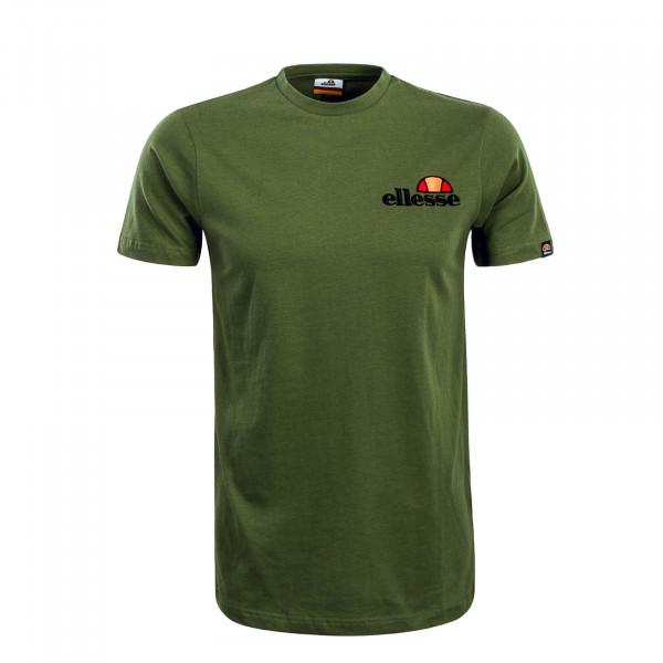 Herren T-Shirt Voodoo Dark Green