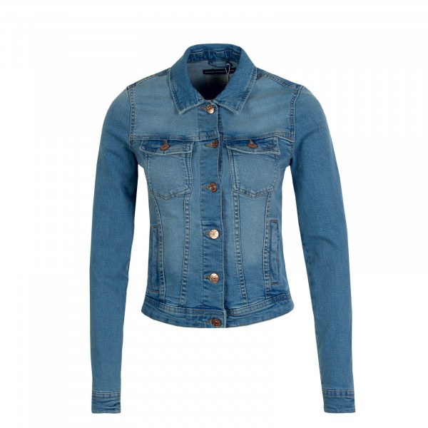 Damen-Jeansjacke Tia Life Light Blue