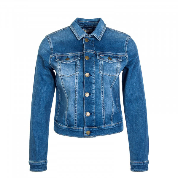 Damen Jeansjacke 8153 Trucker Blue