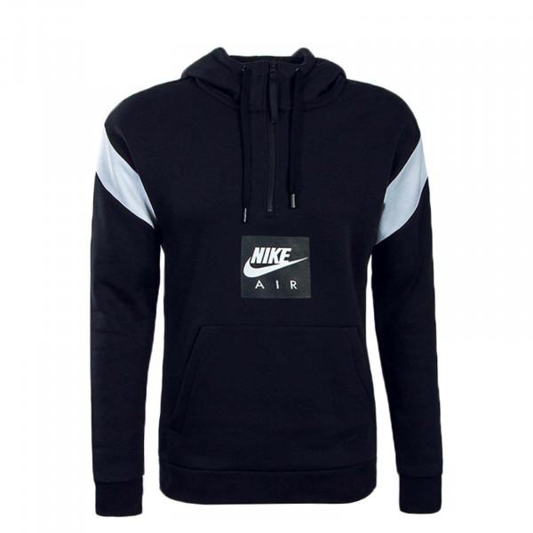Nike Hoody NSW Nike Air Zip Black White