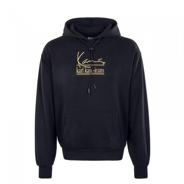 Herren Hoody - Signature KKJ Oversize - Black