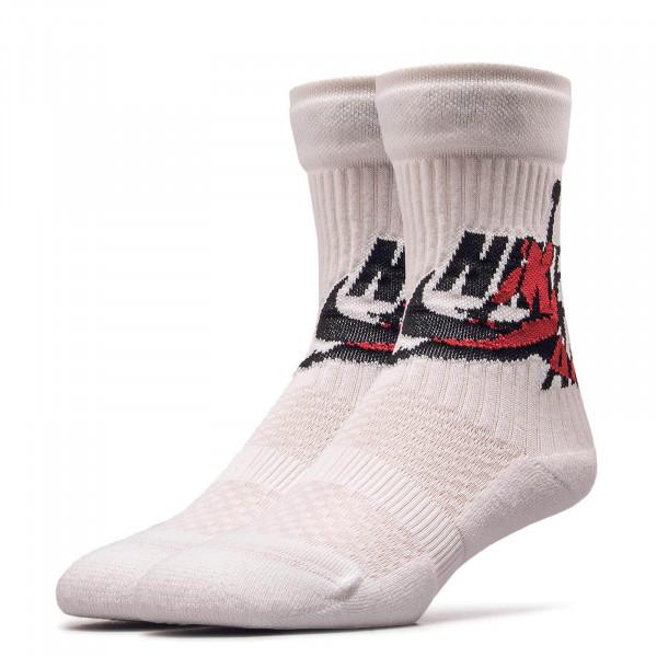 Herren Socken Jump White Black