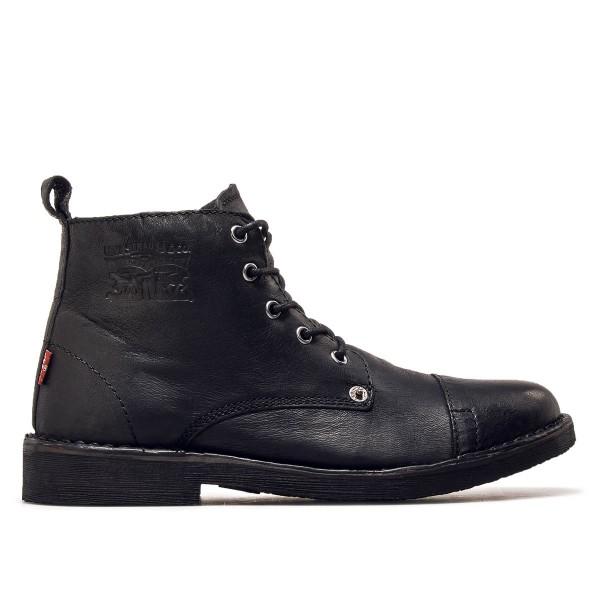 Levis Boot Track Lth Black