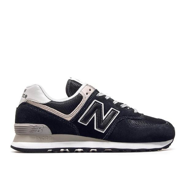 New Balance ML 574 EGK Black Grey