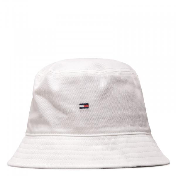 Unisex Hut - Flag Bucket 7344 - White