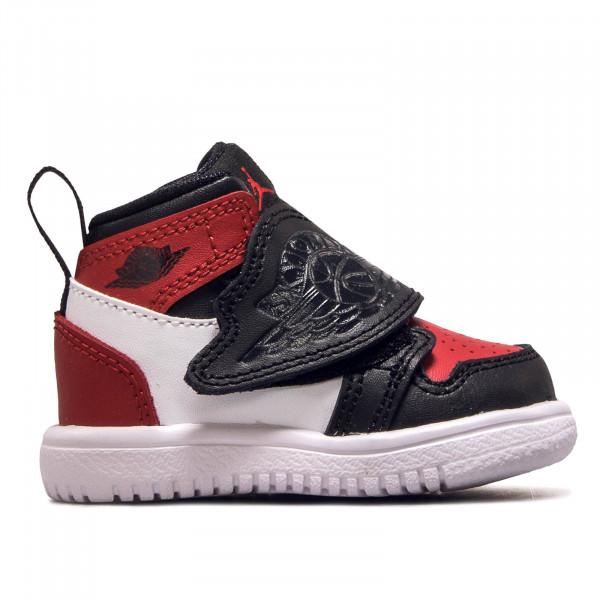 Baby Sneaker Sky Jordan 1 TD Black Antra Red