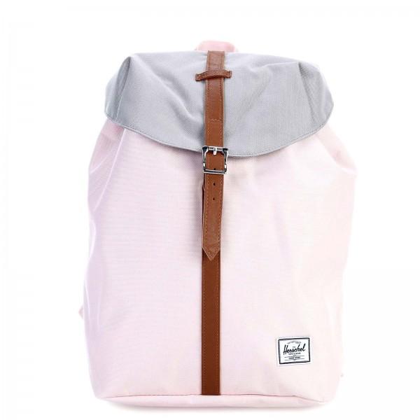 Herschel Backpack Post Pink Grey
