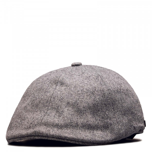 Cap Duckbill Wool Grey