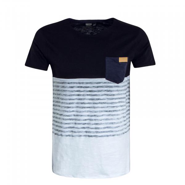 Herren T-Shirt 20577 Black White