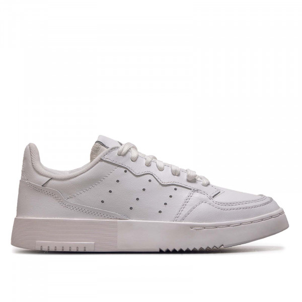 Damen Sneaker Supercourt J White White Black