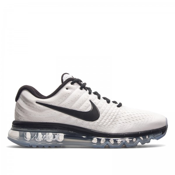 Nike Air Max 2017 White Black