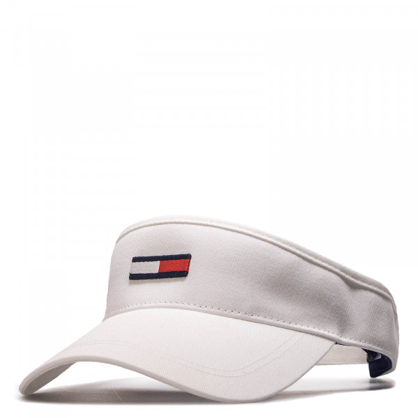 Visor TJW Flag 6946 White