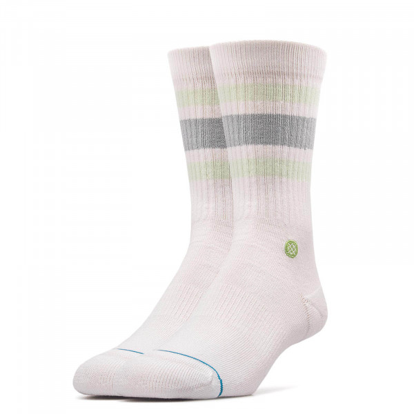 Stance Socks Boyd 4 White Mint Grey