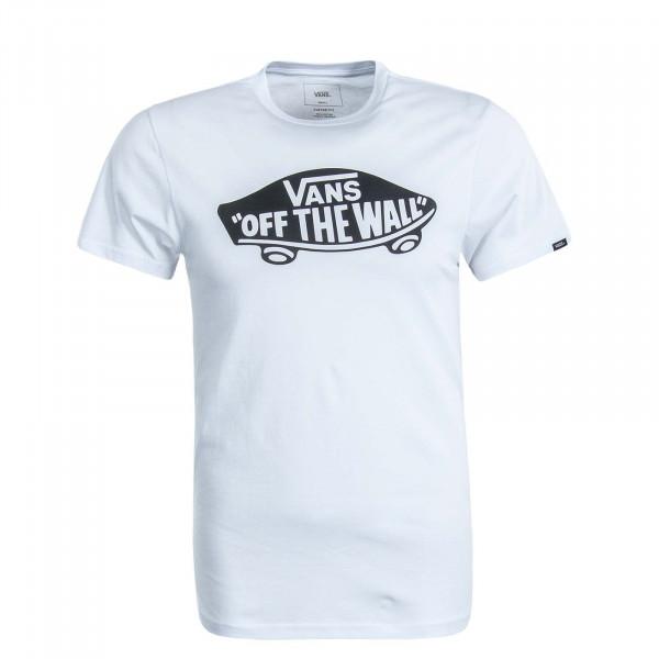 Herren T-Shirt OTW White Black