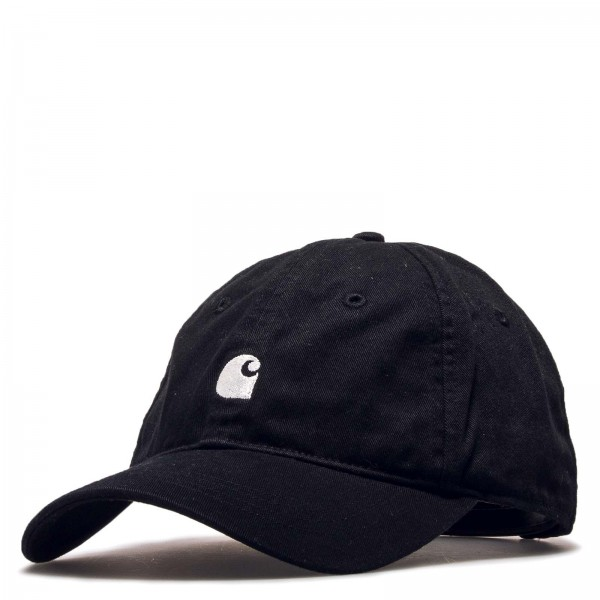Carhartt Cap Major Black White