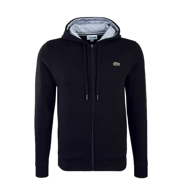 Lacoste Sweatjkt SH7609 Black
