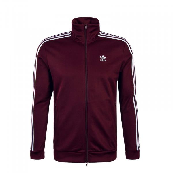 Adidas TrainingJkt Beckenbauer Maroon