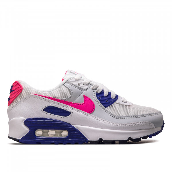 Damen Sneaker Air Max 90 White Hyper Pink Concord Rose