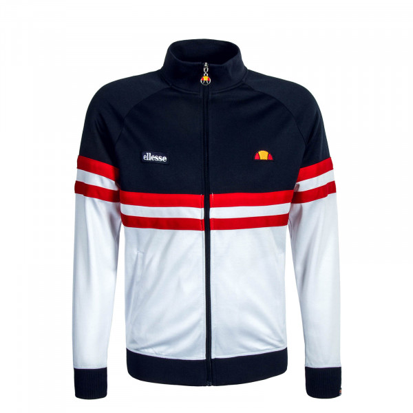 Herren Trainingsjacke Rimini Navy White