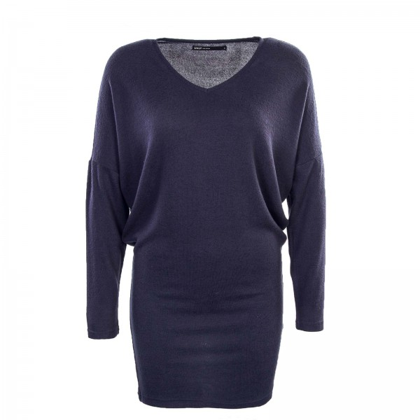 Only Dress Maye V Neck Navy