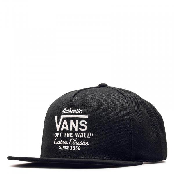 Vans Cap Wabash Black White