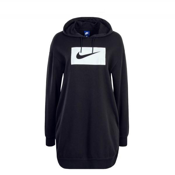 Nike Wmn Hoody NSW XL SWSH Black White