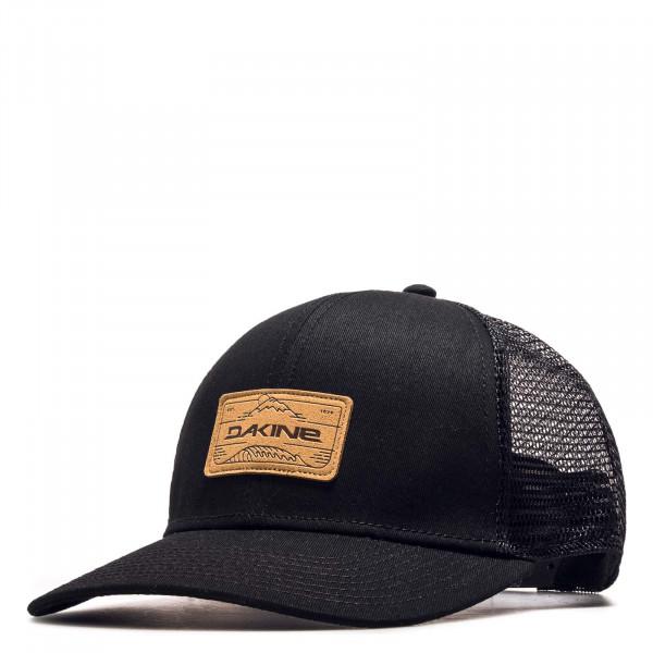 Cap Trucker Peak Black