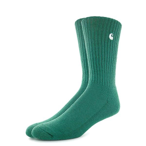 Carhartt Socks C Logo Mojito Green White