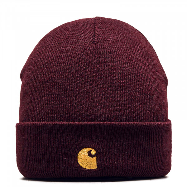 Beanie Chase Bordeaux Gold