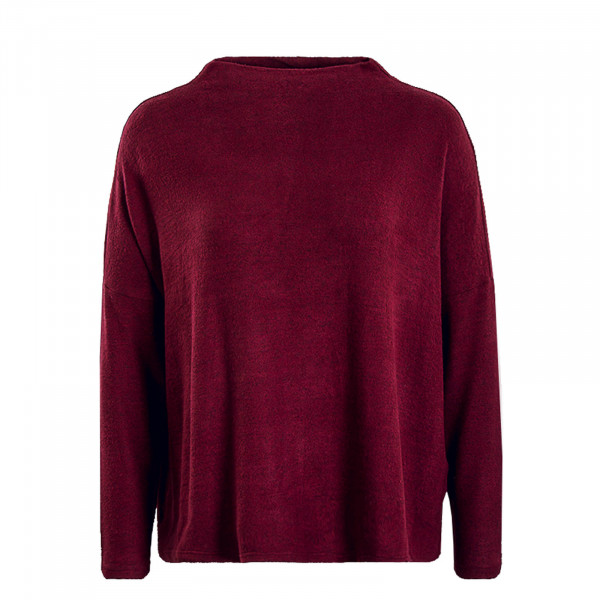 Damen Knit Kleo Plain Tawny Port Bordeaux