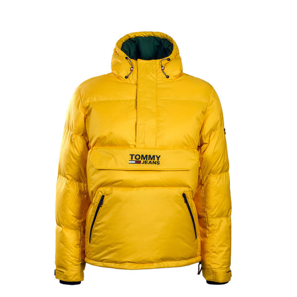 Tommy Padded Popover Yellow