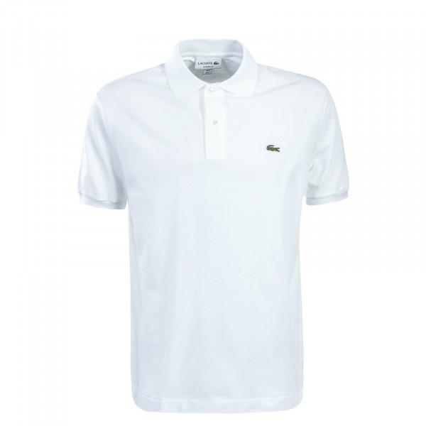 Herren Polo L1212 White