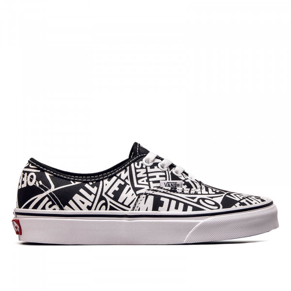 Vans Authentic OTW Repeat Black White