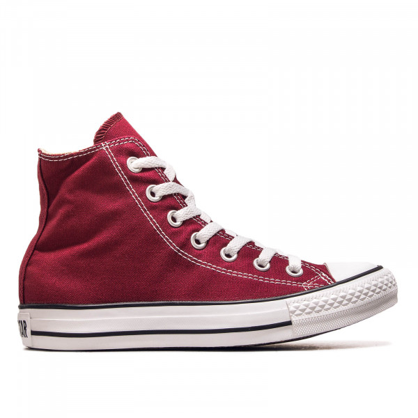 Unisex Chuck All Star Hi Maroon