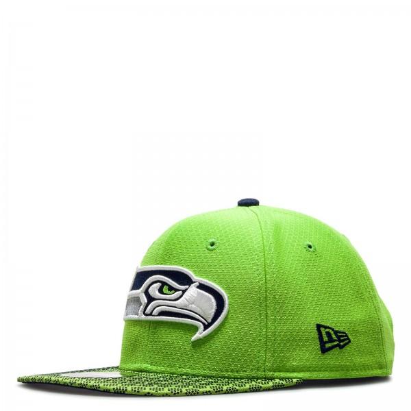 New Era Cap 9Fifty Seasea Green
